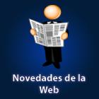 Novedades importantes del sitio Web